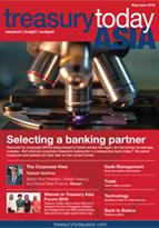 Treasury Today Asia May/June 2016 magazine cover