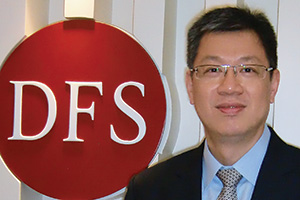 Kenneth Ng, Director and Corporate Treasurer at DFS Group