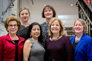 Women in Treasury New York Forum 2016 panellists
