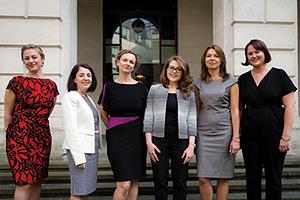 Women in Treasury London Forum 2016 panellists