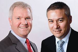 Mark Evans and Michael Lim, ANZ