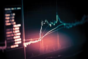 Various financial charts