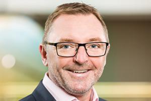 Kevin Grant, Chief International Officer, Hanse Orga Group
