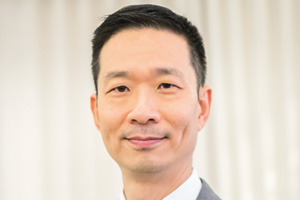 Vincent Liu, Asia Commercial Treasury Leader, GE