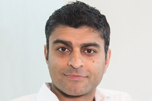 Rajah Chaudhry, Founder and CEO, Paycelerate