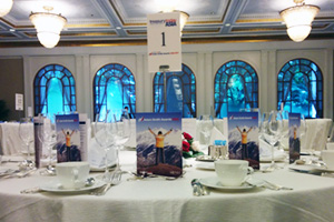 Adam Smith Awards Asia table