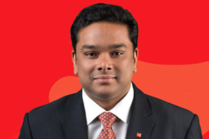 Raof Latiff, Head of Digital, Institutional Banking Group at DBS
