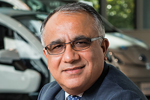 Rakesh Kochhar, Senior Vice President, Global Treasury and Global Sales Finance, Nissan