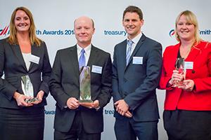 Adam Smith Awards 2018 Top Treasury Team