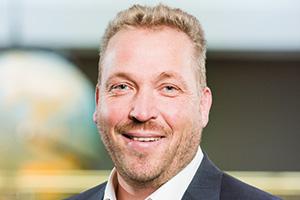 Sven Lindemann, CEO of Serrala