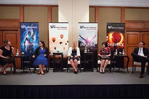Women in Treasury Singapore Forum 2018 panellists