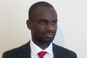 Timothy Mukopi, Oxfam GB