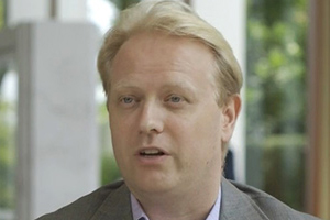 Jelle Goossens, Regional Treasurer, Asia Pacific, Barry Callebaut