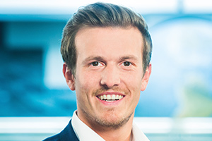 Christoph Dubies, Chief Strategy Officer, Serrala