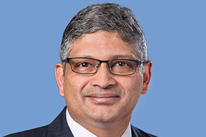 Sridhar Kanthadai, Head of Treasury Services for Asia Pacific at J.P. Morgan