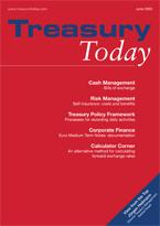 Treasury Today June 2003 magazine