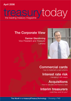 Treasury Today April magazine cover