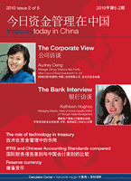 treasurytoday in China, 2010 issue 2 cover