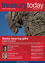 treasurytoday February 2011 cover