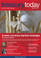 treasurytoday May 2011 cover