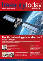 treasurytoday October 2011 cover