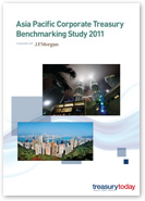 Treasury Today Asia Pacific Corporate Treasury Benchmarking Study 2011