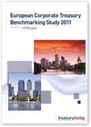 Treasury Today European Corporate Treasury Benchmarking Study 2011
