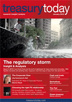 treasurytoday January 2012 cover