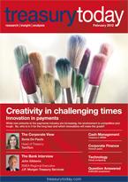 treasurytoday February 2012 cover