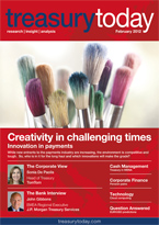 treasurytoday February 2012 cover
