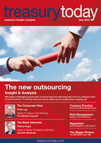treasurytoday May 2012 cover