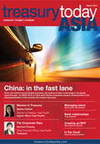 Treasury Today Asia March 2013 cover