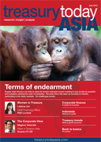 Treasury Today Asia July 2013 magazine