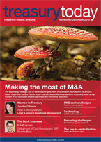 Treasury Today November/December 2013 magazine