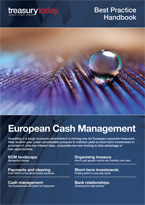 Treasury Today European Cash Management Best Practice Handbook 2014