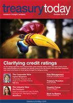 Treasury Today October 2014 magazine cover