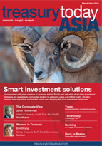 Treasury Today Asia March/April 2015 magazine cover