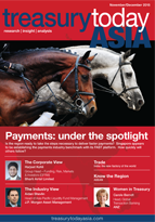 Treasury Today Asia November/December 2015 magazine cover