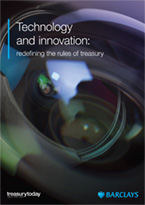 Barclays – Technology and innovation: redefining the rules of treasury