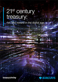 Barclays Supplement – 21st century treasury: risk and reward in the digital age