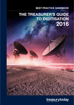 Treasury Today Best Practice Handbook: The Treasurer's Guide to Digitisation 2016
