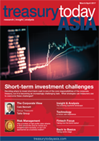 Treasury Today Asia March/April 2017 magazine cover