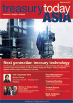 Treasury Today Asia May/June 2017 magazine cover