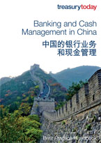Banking and Cash Management in China Handbook Cover - Treasury Today