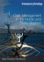 Cover for Cash Management in the Nordic and Baltic Regions Handbook