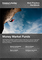 Cover of treasurytoday Handbook: Money Market Funds 2012