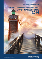 Treasury Today Short-Term Investments and Money Market Funds handbook 2014