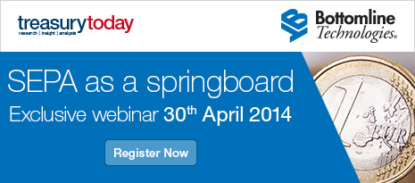 Bottomline: SEPA as a springboard, exclusive webinar 30th April 2014 - Register now