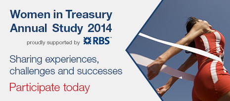 Women in Treasury Annual Study 2014 - participate today