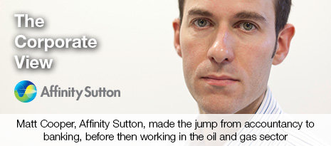 Corporate View: Affinity Sutton